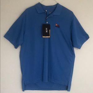 Adidas PGA west golf polo shirt L